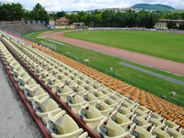 Szentmarjay Tibor Városi Stadion, Eger