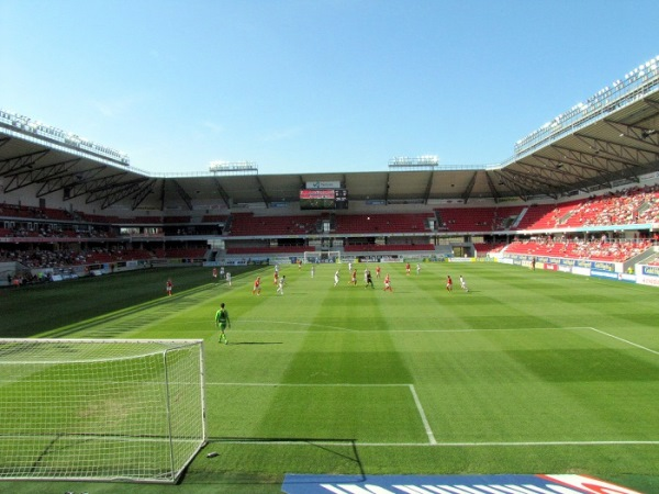 Guldfågeln Arena, Kalmar
