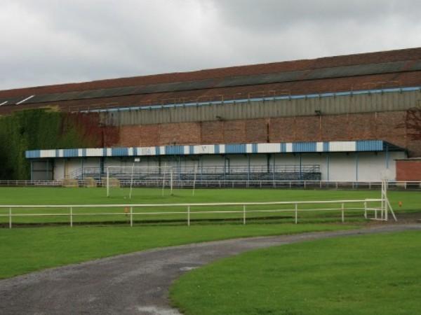 Stade Ernest Labrosse, Aulnoye-Aymeries