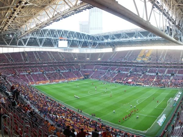 Türk Telekom Arena, İstanbul