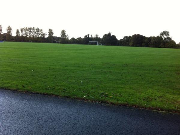 Civil Service Sports Ground, Edinburgh