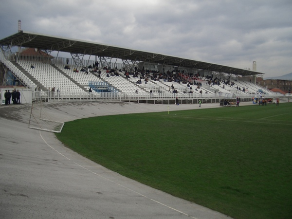 Stadion Kranjčevićeva, Zagreb