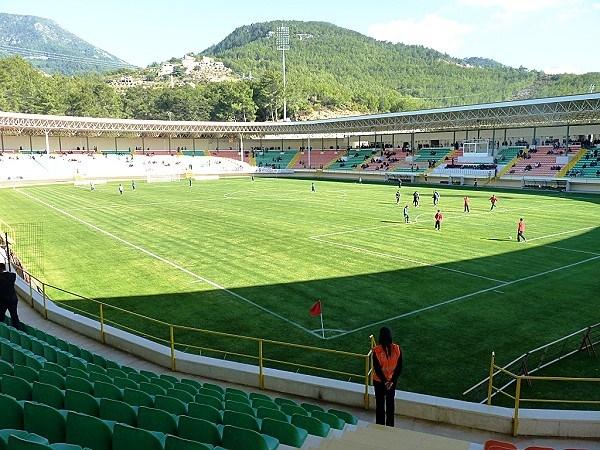 Bahçeşehir Okulları Arena, Alanya