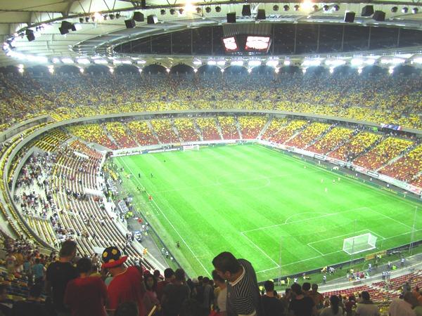 Arena Naţională, Bucureşti