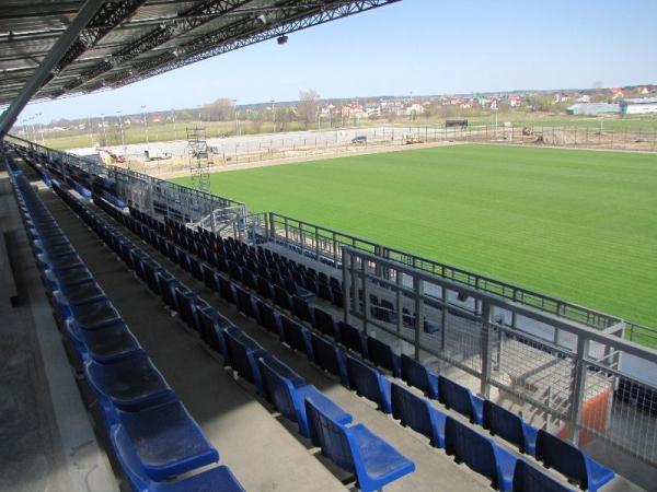 Stadion ROSRRiT, Siedlce