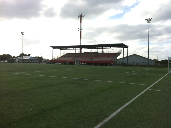 Ed Bush Stadium, West Bay