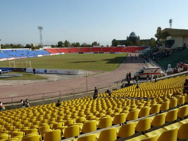 Respublikanskiy Stadion im. M.V. Frunze, Dushanbe