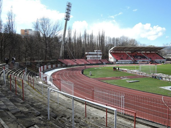 Štadión SNP Štiavničky, Banská Bystrica