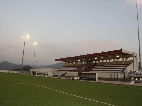 Masfut Club Stadium, Masfout (Masfut)