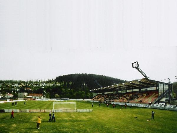 Futbalový štadión MFK Ružomberok, Ružomberok