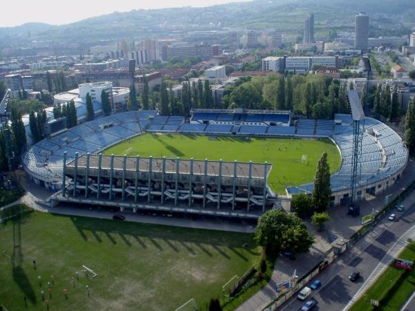 Štadión Tehelné pole, Bratislava