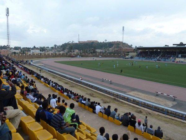 Cicero Stadium, Asmara