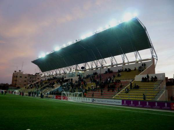 Faisal Al-Husseini International Stadium, Al-Ram