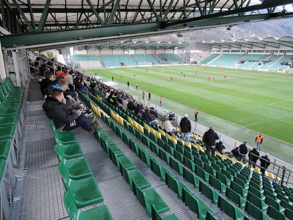 Štadión Pod Dubňom, Žilina