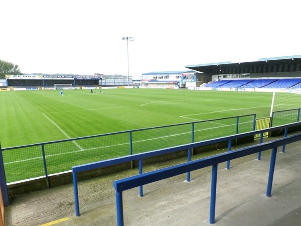 The Showgrounds, Coleraine
