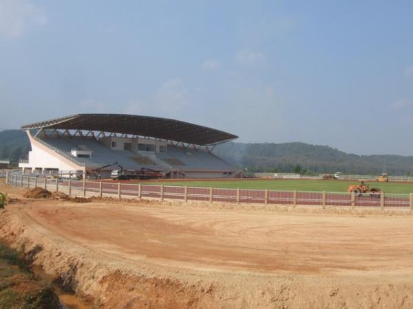 Mae Fah Luang University Stadium, Chiang Rai