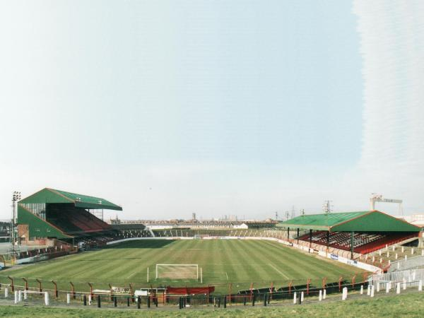 The Oval, Belfast