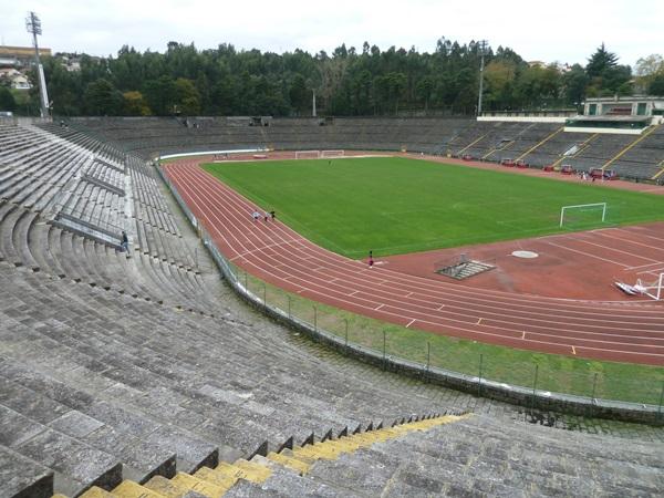 Estádio 1º de Maio, Braga