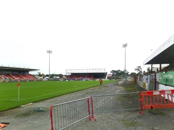 Shamrock Park, Portadown