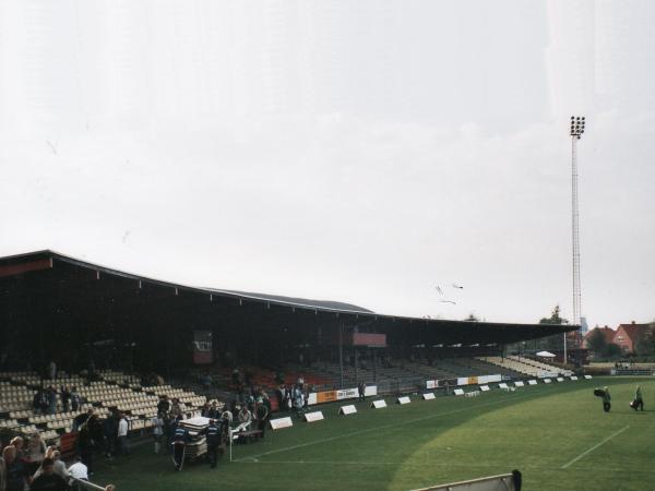 Euro Outlets Stadion Næstved, Næstved