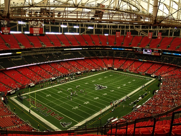 Georgia Dome, Atlanta, Georgia