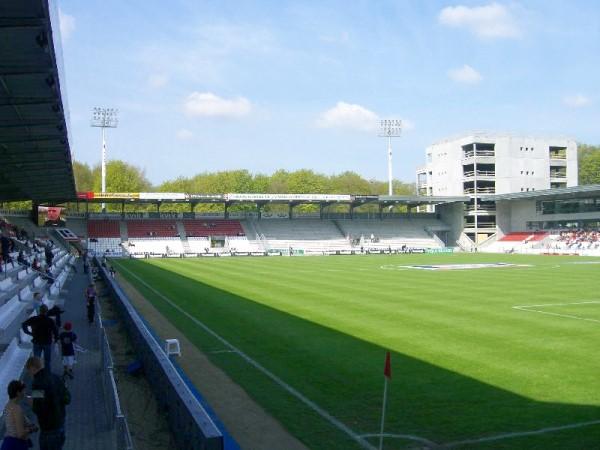 Vejle Stadion, Vejle