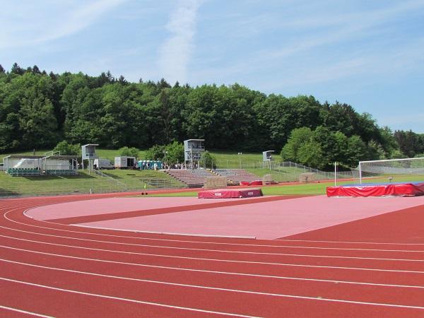 Stadion Portoval, Novo mesto