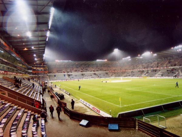 Luminus Arena, Genk