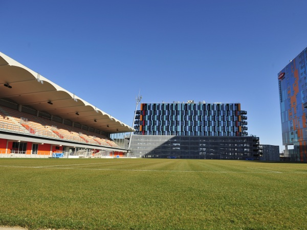 Stade Marcel-Saupin, Nantes