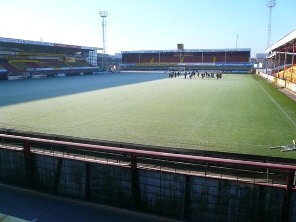 AFAS-stadion Achter de Kazerne, Mechelen (Malines)