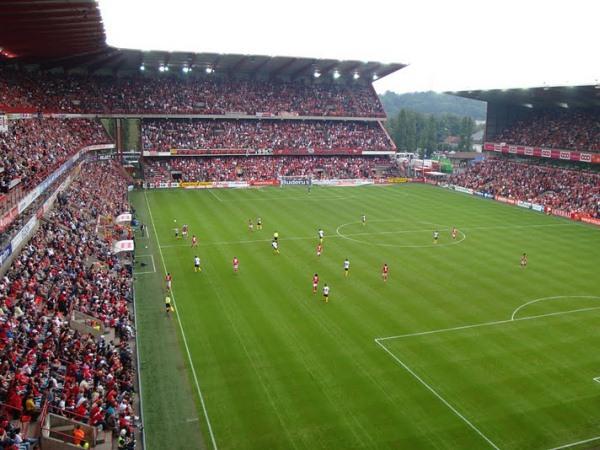 Stade Maurice Dufrasne, Liège (Luik)
