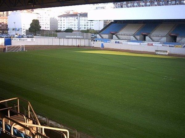 Estadio Román Suárez Puerta, Avilés