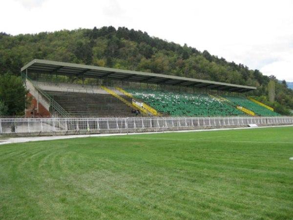 Stadion pod Tumbe Kafe, Bitola