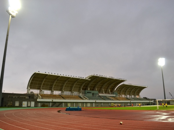 University of Science and Technology Stadium (MUST), Taipa