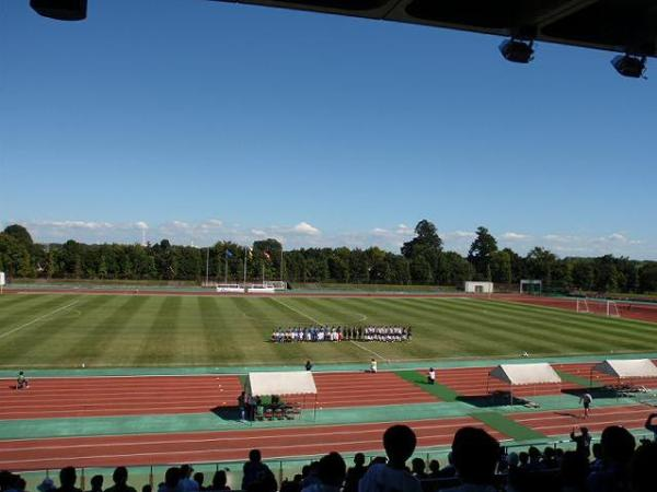 Kawagoe Sports Park Stadium, Kawagoe