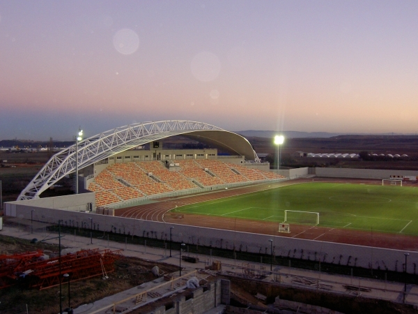 Estadio Municipal El Mazo, Haro