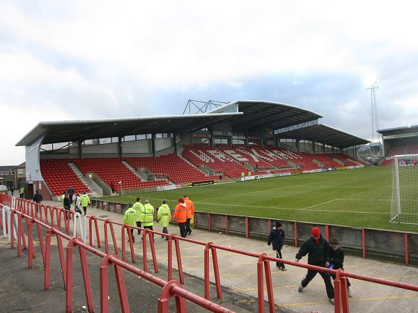 Racecourse Ground, Wrexham (Wrecsam)