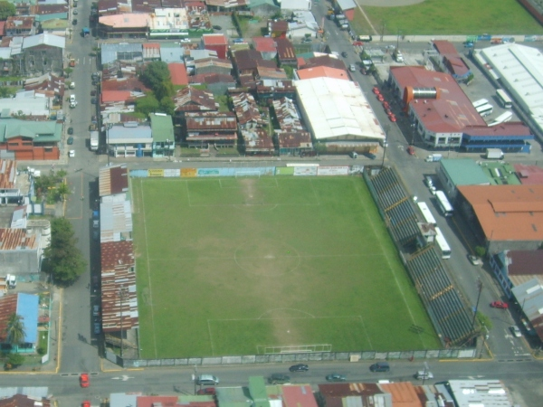 Estadio Juan Gobán Quirós, Limón