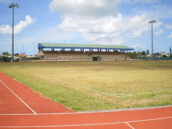 Stade Albéric Richards, Sandy Ground