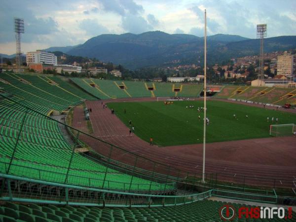 Olimpijski Stadion Asim Ferhatović Hase, Sarajevo