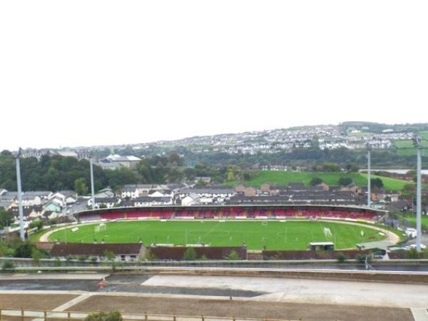 Brandywell Stadium, Derry (Londonderry)