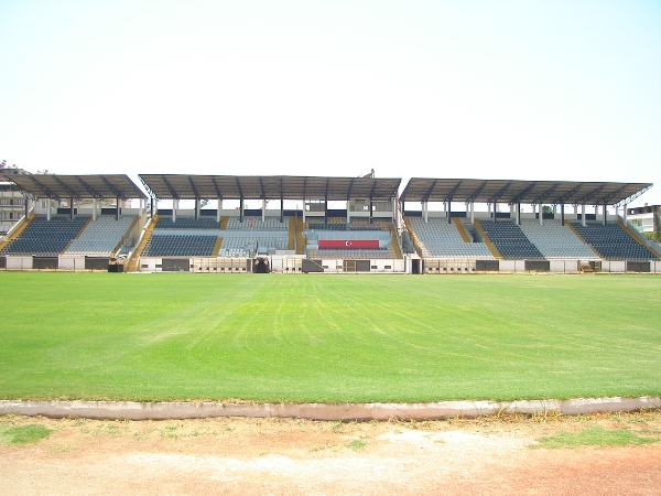 Nazıllı İlçe Stadyumu, Nazilli