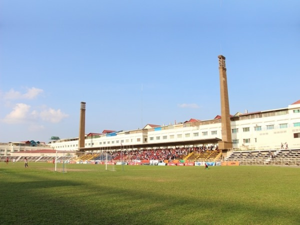 Army Stadium, Phnom Penh