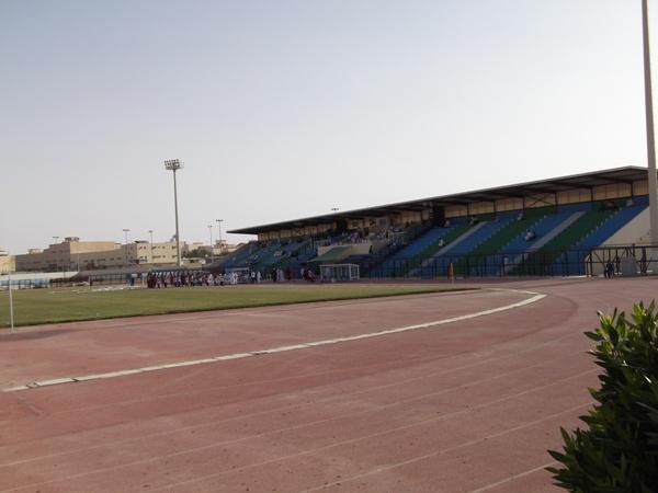 Al-Shoalah Club Stadium, Al Kharj