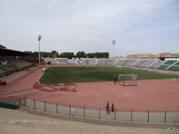 Stade d'Honneur d'Oujda, Oujda