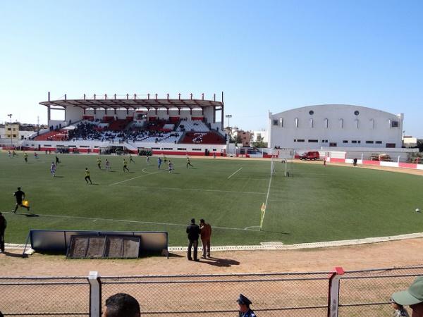 Stade Boubker Ammar, Salé