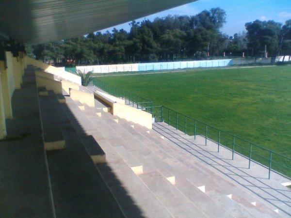 Stade Yacoub El Mansour, Témara