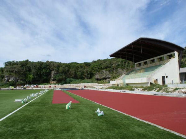 Stade de Hnassé, We (Lifou, Loyalty Islands)