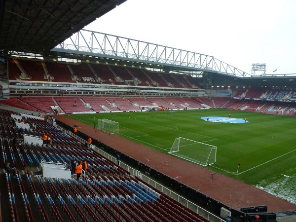 Boleyn Ground, London