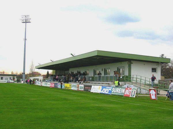 Heidebodenstadion, Parndorf